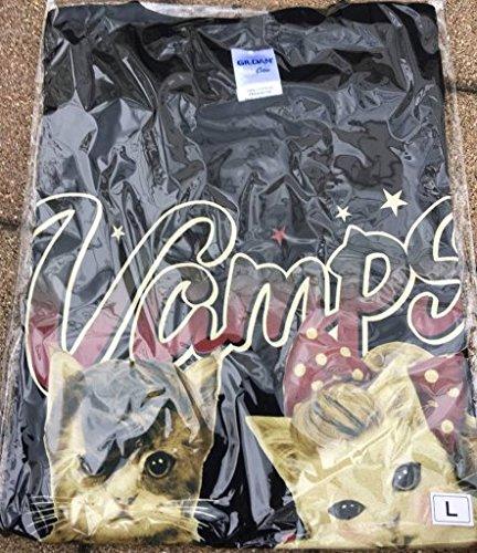 氣志團万博 2017 オフィシャルグッズ VAMPS HYDE Tシャツ ロカビリー K.A.Z L'Arc~en~Ciel Lサイズ