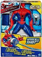 Spider-Man Marvel Web Slinging Spiderman Figure