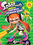 Nintendo Splatoon Official Sticker Book (Nintendo)