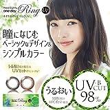 ネオサイトワンデーリングUV(5枚入)【BC】8.6【カラー】リアルブラウン【PWR】±0.00