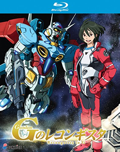 Gundam Reconguista in G: Complete Collection [Blu-ray] [Import]