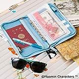 MOOMIN お金が貯まるマルチポーチ BOOK (ブランドブック) 画像