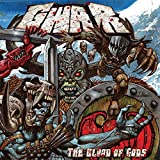 THE BLOOD OF GODS [CD]