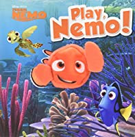 Disney Pixar Finding Nemo Play, Nemo! (Disney Charac Finger Puppet Bk)