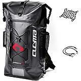 バイク用 ツーリングバッグ 上質 完全防水バッグ 登山用 釣り 大容量 アウトドア 防災 リュックサック ショルダーバッグ