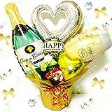 お祝い*パーティー*開店祝いに★シャンパンアレンジ バルーンギフト*送料無料★