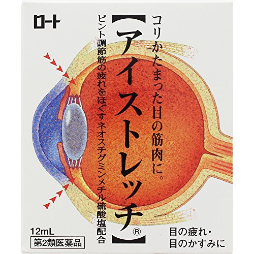 【第2類医薬品】ロートアイストレッチ 12mL -