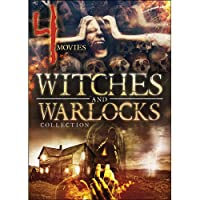 4-MOVIE WITCHES & WARLOCKS