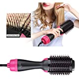 Light Weight Hair Dryer Brush One Step 2 In 1 Hot Air Hair Comb Hair Curler Straight Hair Dryer For All Hair Type Alysays