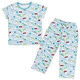 ザ・ラナバウツ 半袖パジャマ (くも) 120cm