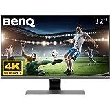 BenQ EW3270U 32 inch 4K HDR Video Enjoyment Monitor FreeSync USB-C connectivity