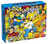 The Simpsons 2020 Desk Block Calendar - Official Desk Block Format Calendar