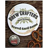Brew Crafters: The Travel Card Game by Flat River Group [並行輸入品]