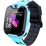 Kids Smart Watch for Boys Girls - HD Touch Screen Sports Smartwatch Phone with Call Camera Games Recorder Alarm Music Player