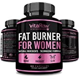 Weight Loss Pills for Women [ #1 Diet Pills That Work Fast for Women ] The Best Fat Burners for Women - This Thermogenic Fat