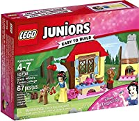 LEGO Disney Princess Juniors Snow White's Forest Cottage Set #10738 [並行輸入品]
