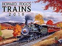 Howard Fogg's Trains 2019 Calendar