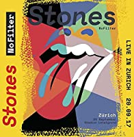 THE ROLLING STONES Live In Zurich Switzerland 2017 No Filter Tour 2CD set in Digipack