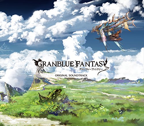 GRANBLUE FANTASY ORIGINAL SOUN...