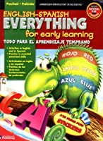 Everything for Early Learning Preschool: English-Spanish