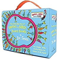 The Little Blue Box of Bright and Early Board Books by Dr. Seuss (Bright & Early Board Books(TM))