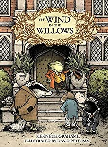 The Wind in the Willows Illustrated (English Edition)