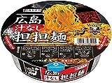 寿がきや 全国麺めぐり広島汁なし坦坦麺  110g×12個