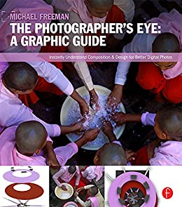[Freeman, Michael]のThe Photographer's Eye: Graphic Guide: Composition and Design for Better Digital Photos (100 Cases) (English Edition)