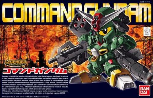 BB戦士 No.375 LEGEND BB コマンドガンダム