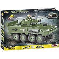 Cobi Small Army Lav III APC Vehicle