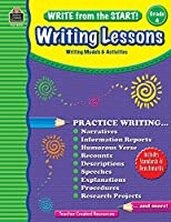 Writing Lessons, Grade 4: Writing Models & Activities (Write from the Start!)