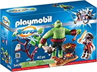 Playmobil Super 4 Ogre with Ruby