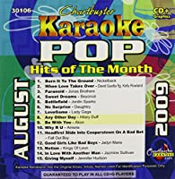 Karaoke: Pop Hits of the Month - August 2009