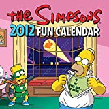 The Simpsons 2012 Fun Calendar