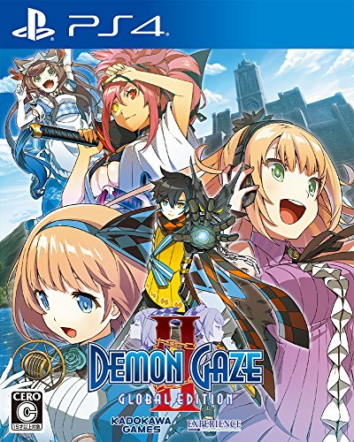 DEMON GAZE2 Global Edition - PS4