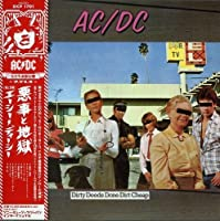 Dirty Deeds Done Dirt Cheap by Ac/Dc (2007-12-19)