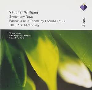 Symphony 6 Fantasia on a Theme By Thomas Tallis
