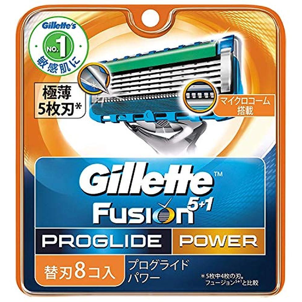 完璧影公平ジレット プログライド フレックスボール パワー 髭剃り 替刃 8コ入 × 20点