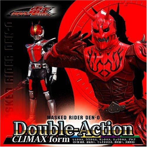 Double-Action CLIMAX form ジャケットA(モモタロス)(DVD付)の詳細を見る