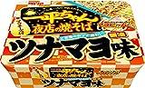 明星 一平ちゃん夜店の焼そば ツナマヨ味 113g×12個