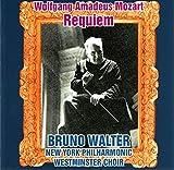 モーツァルト : レクイエム ニ短調 K.626 (Mozart : Requiem K.626 / Bruno Walter & New York Philharmonic) [CD]