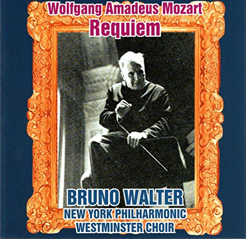 モーツァルト : レクイエム ニ短調 K.626 (Mozart : Requiem K.626 / Bruno Walter & New York Philharmonic) [CD]