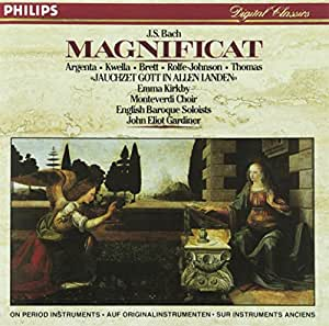 Amazon | Magnificat/Cant 51 | ...