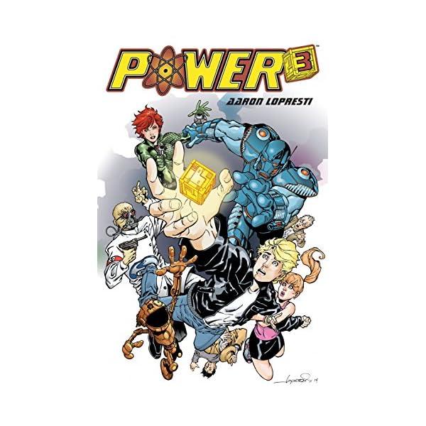 Power Cubedの商品画像