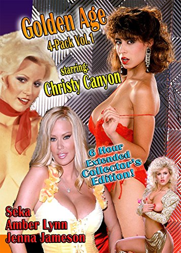 Christy Canyon starring in GOLDEN AGE 4-PACK VOL.1