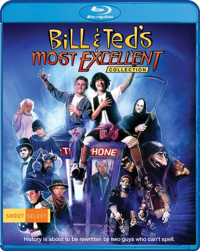 Bill & Ted's Most Excellent Collection [Blu-ray] [Import]