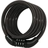 Master Lock 8143D Combination Bike Lock 4 ft Long Black