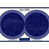 美しく光るポスター 南天・北天夜光星図