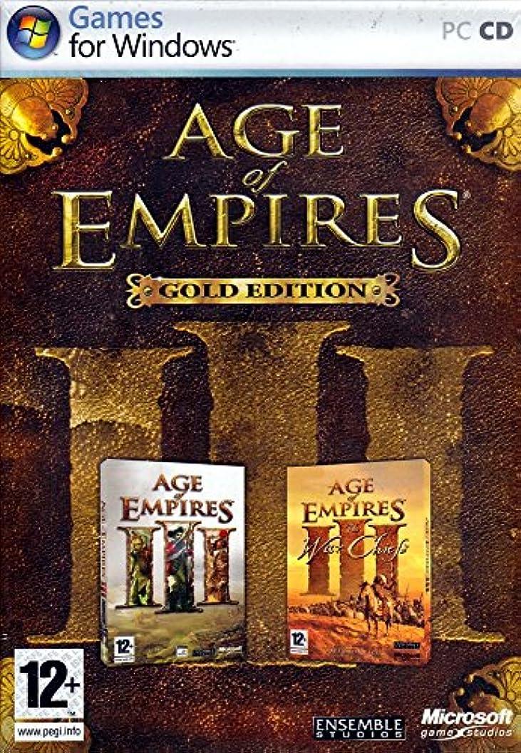 安全性レイバナーAge of Empires III Gold Edition (輸入版)