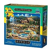 [Dowdle パズル]Dowdle puzzle Yellowstone National Park 500pcs 340 [並行輸入品]